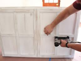 Refinish Kitchen Cabinets Diy How To Resurface Kitchen Cabinets Yourself Best Home Furniture