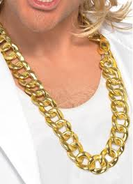 chunky gold necklace fashion images Chunky gold chain necklace jpg