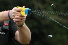 Blind Man Cane Manchester Police Who Tasered Blind Man After Mistaking Cane For