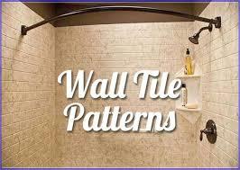Unique Shower Wall Tile Designs - Shower wall tile designs