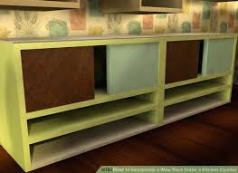Kitchen Cabinet Inserts Wine Rack Wine Rack Kitchen Cabinet Insert Image Of Outstanding