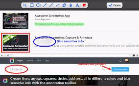 awesome screenshot screen video recorder chrome web store
