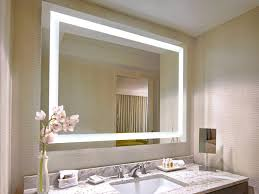 Illuminated Bathroom Wall Mirror - bathroom lighted bathroom mirror 30 lighted bathroom mirror