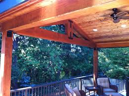 Patio Cover Lights by Timber Patio Cover Indy Construction Llc