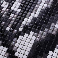 Glass Backsplash Kitchen by Wholesale Vitreous Mosaic Tile Pattern Glazed Crystal Glass