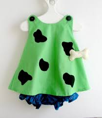 halloween party for babies complete green pebbles flintstone toddler costume 3 by peapodray