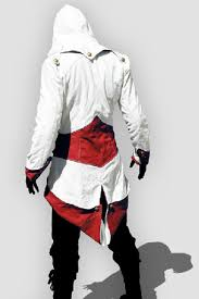 assasins creed halloween costume assassin u0027s creed 3 connor kenway jacket hoodie cosplay costume red