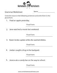 grammar worksheets grade 5 free worksheets library download and