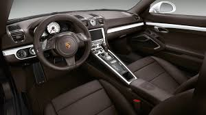 porsche dashboard porsche exclusive reveals cayman s