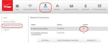 how to reset verizon router password dhcp mode with the same ip verizon fios g1100 cujo llc