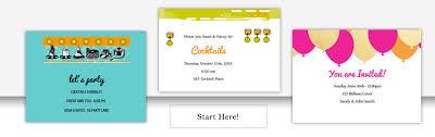 online invitation maker online invitation maker sendo invitations