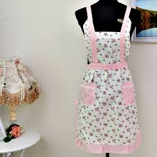 Customized Aprons For Women Online Get Cheap Aprons Floral Aliexpress Com Alibaba Group