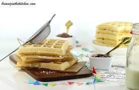 recette pancakes hervé cuisine pancakes vitaminés aux zestes d agrumes brian iz in the kitchen