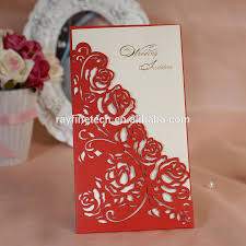 Wedding Invitation Card Maker High Configuration Low Cost 40w Co2 Laser Wedding Card Making
