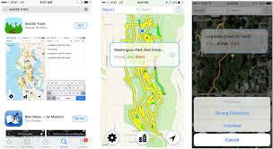 Seattle Bike Trail Map by The Seattle Trails App Has Arrived U2013 Seattle Trails Alliance