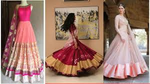 lengha choli for engagement dazzle in these splendid designer lehenga choli designs ghagra