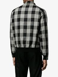 lanvin evening dresses lanvin check coach jacket 10 black men