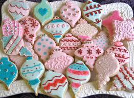 cutout cookies ornaments trees big a a