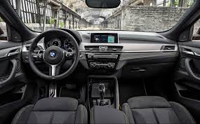 bmw dashboard x factor prices and on sale date of bmw u0027s x2 small suv