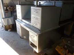 Metal Desk Vintage Vintage Steel Desks For Sale