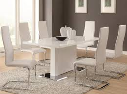 Mirrored Dining Room Table Dining Room White Farmhouse Table Amazing White Dining Room