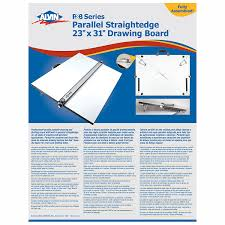 Portable Drafting Tables by Alvin Parallel Straightedge Portable Drafting Board Amazon In