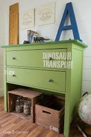 diy dresser diy dresser makeover for a boys dino room