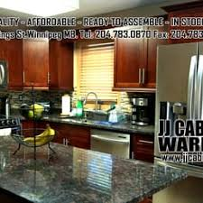 Kitchen Cabinets Warehouse Jj Cabinet Warehouse Cabinetry 406 Pacific Avenue Winnipeg