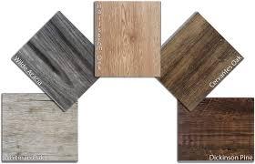 what color of vinyl plank flooring goes with honey oak cabinets ambient rigid luxury vinyl plank waterproof lvp flooring 5 color sle pack