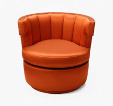 canapé circulaire canapé circulaire orange coquilles jacques image png