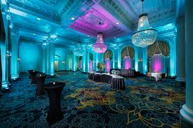 wedding venues in richmond va the empire room is equipped with blackout shades and is as