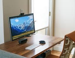 Low Profile Computer Desk by Stuff I Use U2014 Paulstamatiou Com