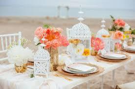 beachy bohemian wedding inspiration