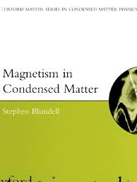 blundell spin physics magnetic field