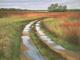 Landscapes on panel marilynn brandenburger