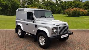 used land rover defender 90 swb diesel xs hard top tdci 2 2 for