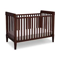 Modern Convertible Crib Serta Mid Century Modern Classic 5 In 1 Convertible Crib Choose