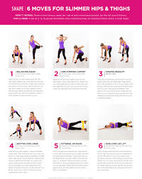 the best exercises for women 6 moves for slimmer hips and