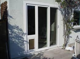 Sliding Patio Door Reviews by Dog Door For Sliding Glass Door Ideas Reviews Wholechildproject