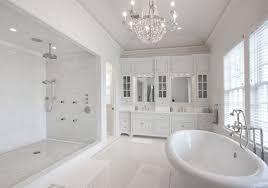 white bathrooms ideas all white bathroom michigan home design