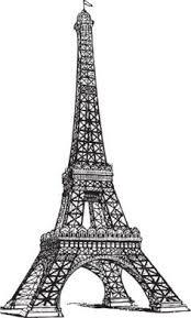 drawings of eiffel tower eiffel tower drawing eiffel tower