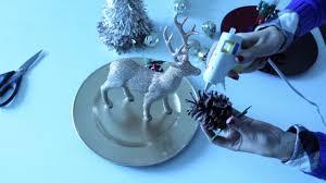 diy christmas centerpieces 3 under 5 youtube