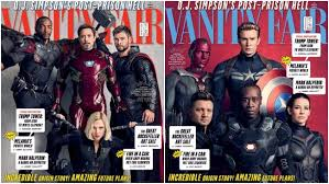 Avengers Kink Meme - avengers infinity war gets 4 gorgeous covers and we get some big