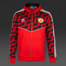 adidas originals manchester united superstar jacket ferfi fels