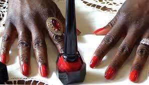 christian louboutin nail polish review u0027rouge u0027 youtube