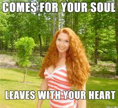 Redhead Meme - gingerlicious meme on imgur