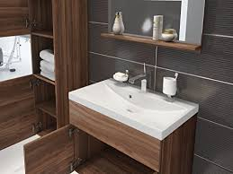 Bathroom Sinks With Storage Bathroom Cabinet Montreal 60cm Basin Storage Cabinet Vanity Unit