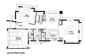 modern style house plans modern style house plan 4 beds 2 50 baths 3146 sq ft plan 496 19