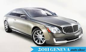maybach mercedes coupe coachbuilt xenatec maybach coupe looks better than the sedan car