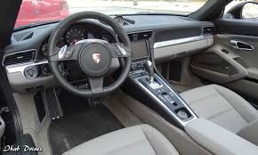 porsche 911 carrera gts interior 2014 porsche 911 carrera 4 cabriolet u2013 review ihab drives